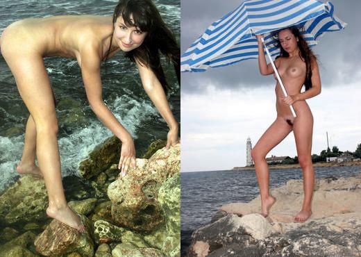 Presenting Elvira H 1 - Erotic Beauty - Solo Nude Gallery
