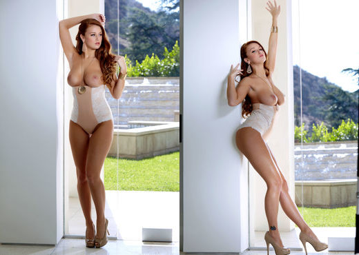 Leanna Decker - Uptown Girl - Holly Randall - Solo Hot Gallery