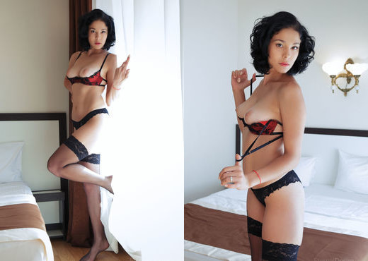 Callista B - BAGOR - Eternal Desire - Solo Nude Gallery