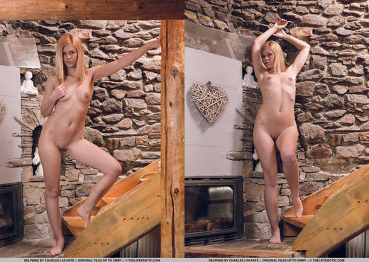 Delphine - Introspection 1 - The Life Erotic - Solo TGP