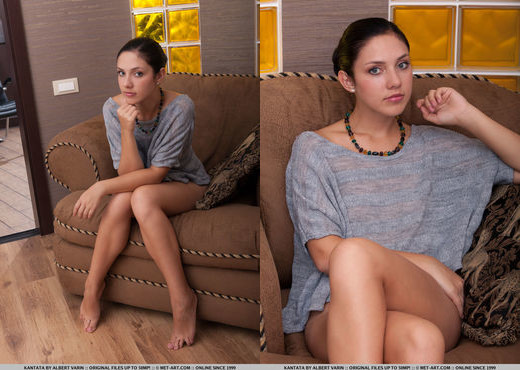 Kantata - Oleza - MetArt - Solo Sexy Photo Gallery