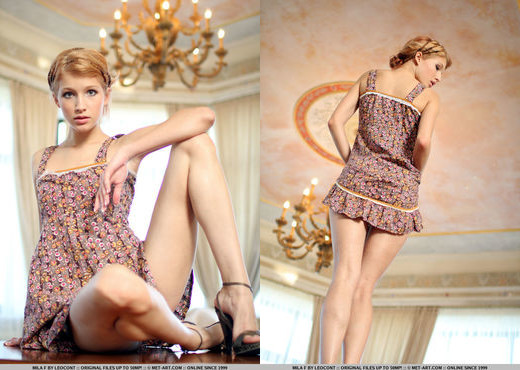 Mila F - Alcune - MetArt - Solo Nude Pics