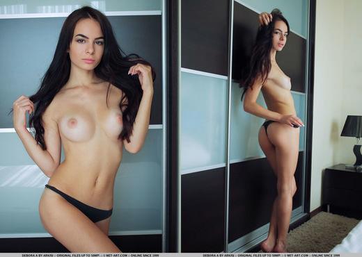 Debora A - Presenting Debora - MetArt - Solo Nude Pics