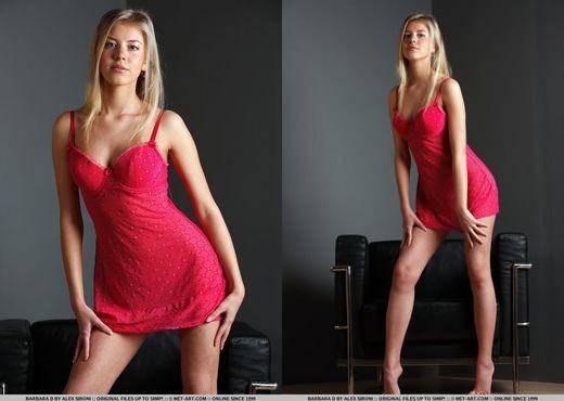 Barbara D - Ribosi - MetArt - Solo Nude Pics