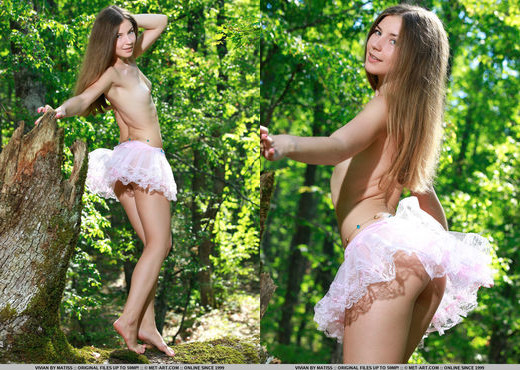 Vivian - Iborne - MetArt - Solo Sexy Photo Gallery