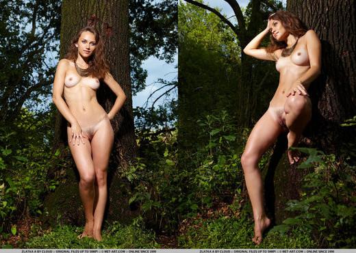 Zlatka A - Mandias - MetArt - Solo Nude Pics