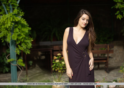 Presenting Vanda Mey - MetArt - Solo Sexy Gallery