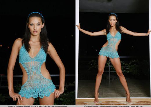 Olga M - Melinoe - MetArt - Solo Nude Pics