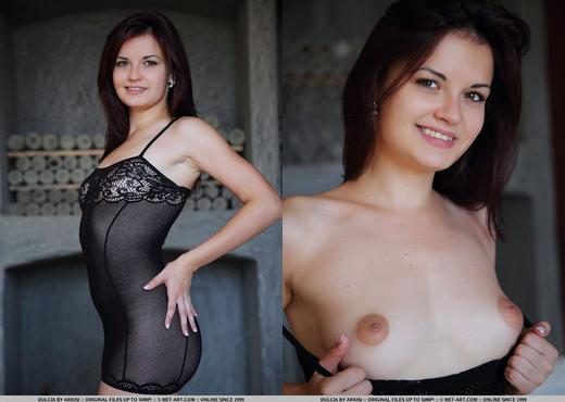 Presenting Dulcia - MetArt - Solo Nude Gallery