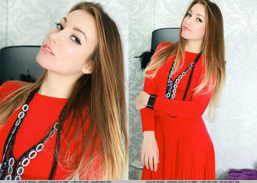 Presenting Leyla - MetArt - Solo Image Gallery