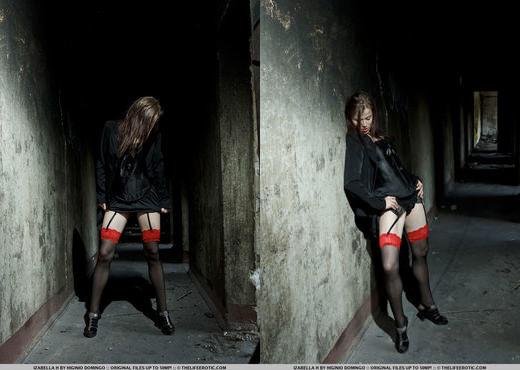 Izabella H - My Sanctuary 1 - The Life Erotic - Solo Nude Pics