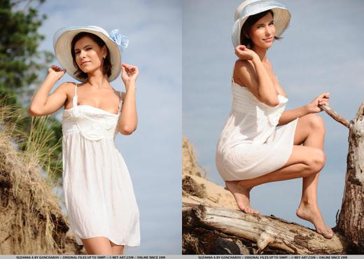 Suzanna A - Palmiye - MetArt - Solo Image Gallery