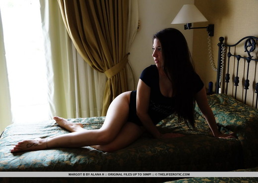 Margot B - Tranquil 1 - The Life Erotic - Solo Picture Gallery