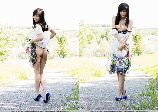 Zelda B - Jarei - MetArt - Solo Nude Pics