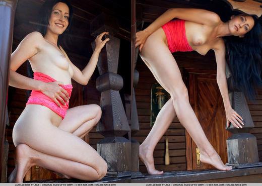 Janelle B - Kutile - MetArt - Solo Nude Pics