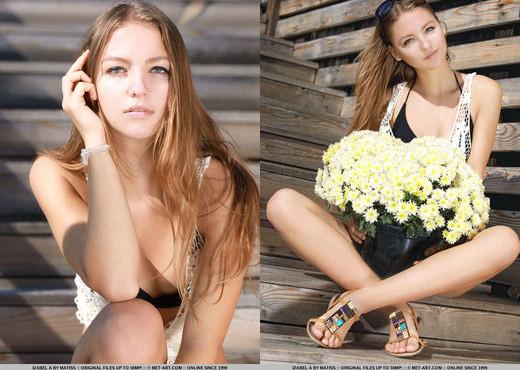 Izabel A - Permeta - MetArt - Solo Nude Gallery