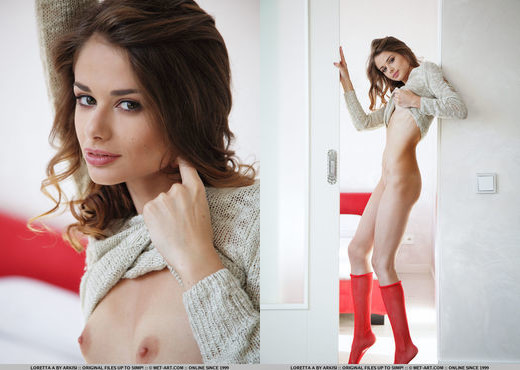 Loretta A - Cierope - MetArt - Solo Image Gallery