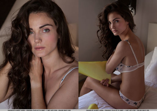 Presenting Onorin - MetArt - Solo Nude Pics