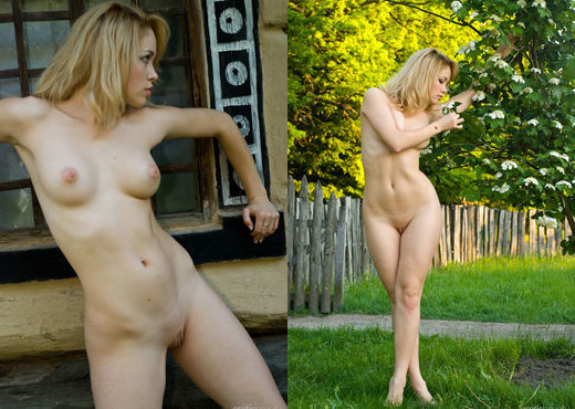 Alisa G - Farm Girl 2 - Erotic Beauty - Solo Hot Gallery