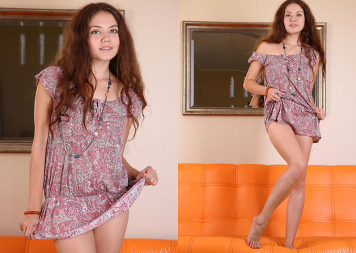 Norma A - Flexibility - Stunning 18 - Teen Porn Gallery