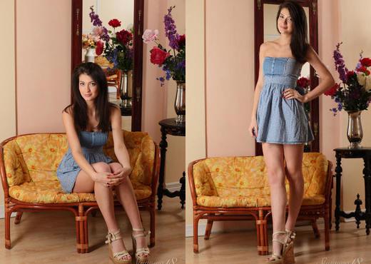 Ganna A - Presenting Ganna - Stunning 18 - Teen TGP