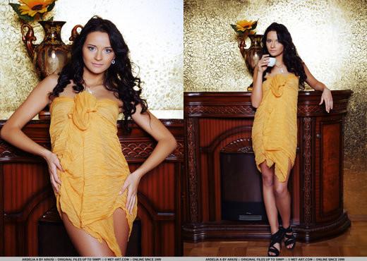 Ardelia A - Presenting Ardelia - MetArt - Solo Hot Gallery