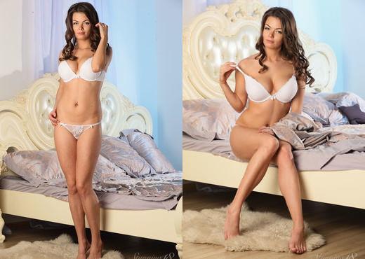 Maza - Busty Charm - Stunning 18 - Teen Nude Pics