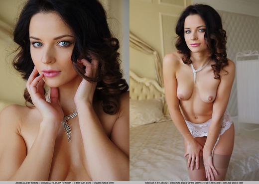 Ardelia A - Cuadrin - MetArt - Solo Nude Pics