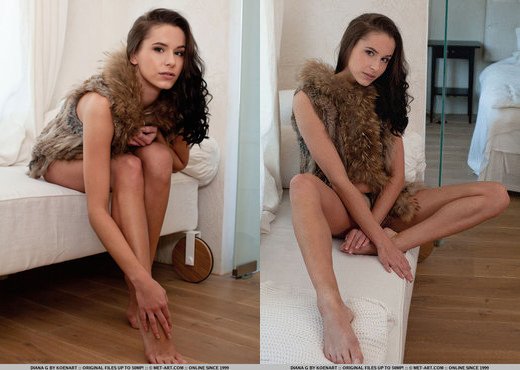 Diana G - Santire - MetArt - Solo TGP