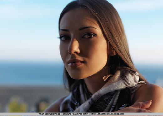 Anna AJ - Cadreza - MetArt - Solo TGP
