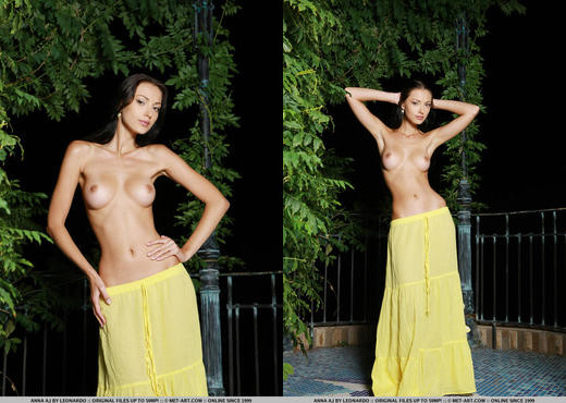 Anna AJ - Alhora - MetArt - Solo HD Gallery