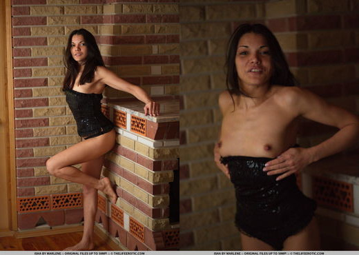 Isha - My Place - The Life Erotic - Solo TGP