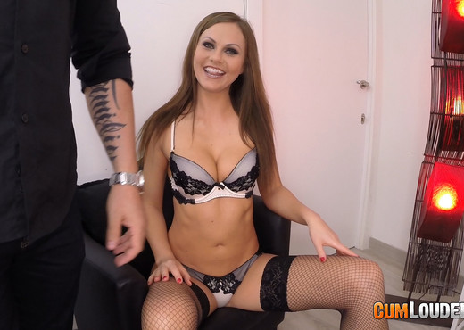Tina Kay: Double anal invasion - CumLouder - Hardcore Hot Gallery