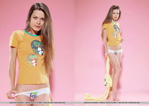 Amelie B - Venatus - MetArt - Solo Sexy Gallery