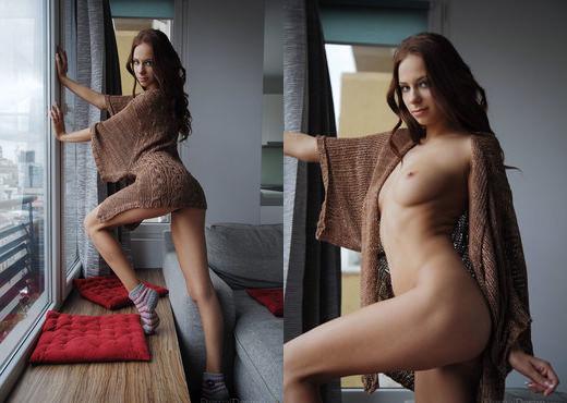 Lydia A - Margiela - Eternal Desire - Solo Nude Gallery