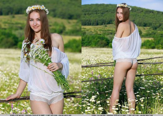 Izabel A - Saleja - MetArt - Solo Nude Pics