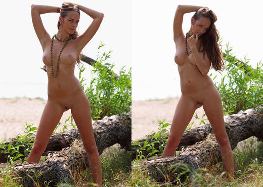 Milana - Stunning 18 - Teen Nude Gallery
