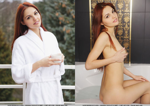 Alise Moreno - Derne - MetArt - Solo Sexy Gallery