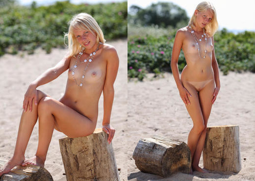 Olga W - Scaffold - Stunning 18 - Teen Nude Pics