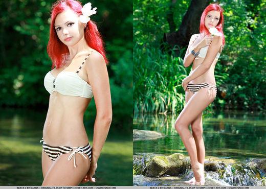 Beata C - Presenting Beata - MetArt - Solo Nude Gallery