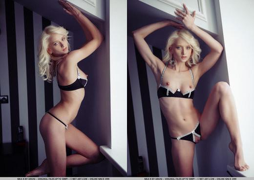 Nika N - Elixia - MetArt - Solo Nude Gallery