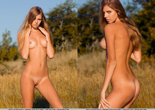 Iveta C - Pasado - MetArt - Solo Nude Gallery