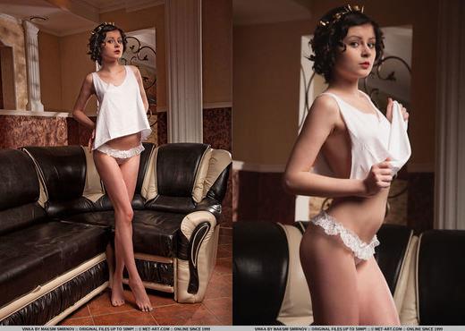 Presenting Vinka - MetArt - Solo Nude Gallery