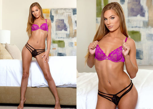 Sydney Cole - Pillow Talk - Holly Randall - Solo Sexy Gallery