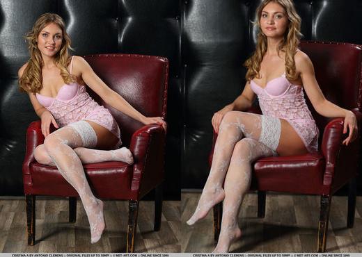 Cristina A - Scepy - MetArt - Solo Nude Pics