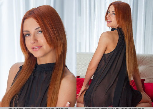 Presenting Ginger - MetArt - Solo Nude Gallery