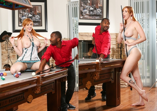 Lauren Phillips - My New Black Stepdaddy #21 - Devil's Film - Interracial Sexy Gallery