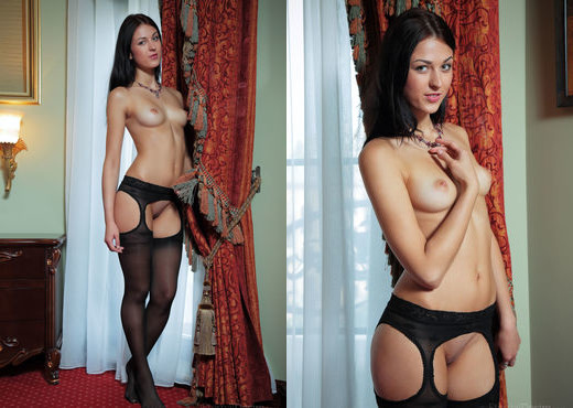 Riccarda A - STYLED - Eternal Desire - Solo Nude Gallery