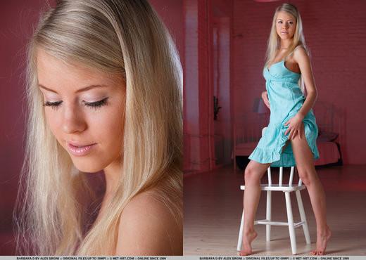Barbara D - Refren - MetArt - Solo Sexy Photo Gallery