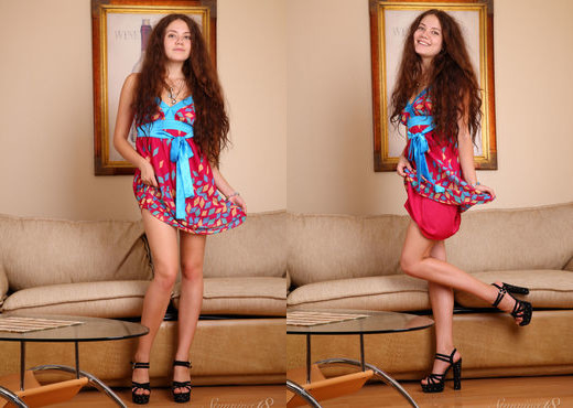 Norma A - Flexible Legs - Stunning 18 - Teen Image Gallery